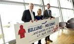 Finnair finds its way to Billund