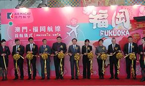 Air Macau starts third Japanese route