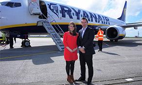 Ryanair commences 41 new routes