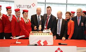Volotea vaults onto 12 airport pairs