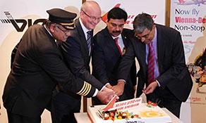 Air India makes Vienna its eighth European destination