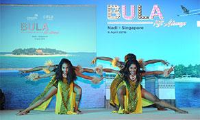 Fiji Airways now serves Singapore