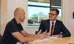 30-Second Interview – Lukas Johnson, VP Network & Pricing, Allegiant Air