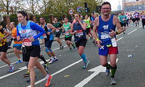 anna.aero's Virgin London Marathon – thanks for the €5,000 Ryanair!!
