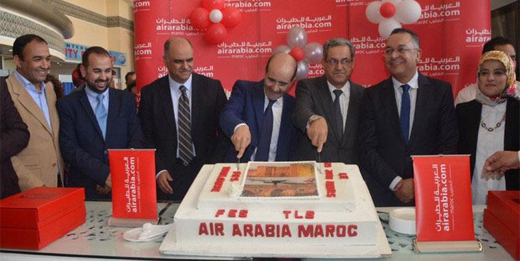 Cake 39 - Air Arabia Maroc Fez to Toulouse