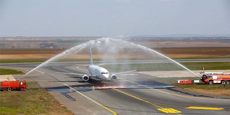 FTWA 10 - Blue Air Iasi to Barcelona