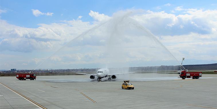 FTWA 12 - Blue Air Sibiu to Cologne Bonn