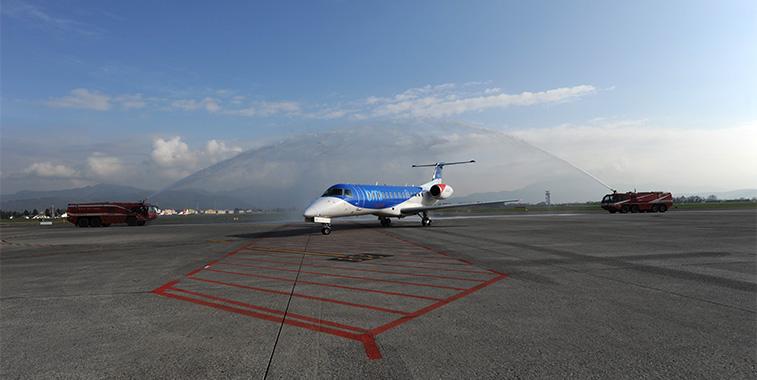 FTWA 13 - bmi regional Munich to Milan/Bergamo