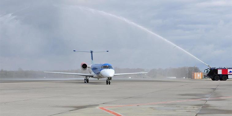 FTWA 14 - bmi regional Munich to Rostock