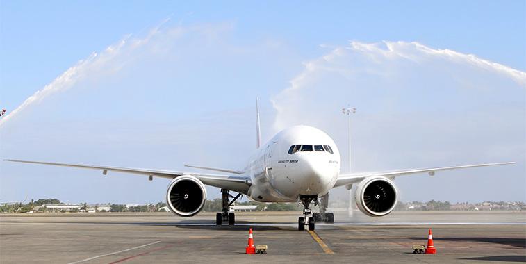 FTWA 15 - Emirates Dubai to Cebu