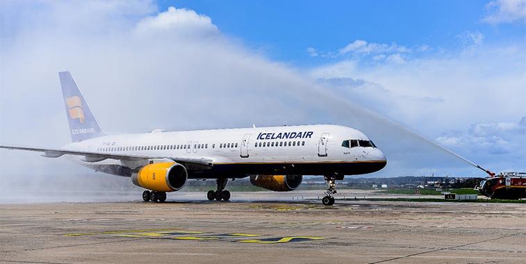 FTWA 21 - Icelandair Reykjavik/Keflavik to Paris Orly