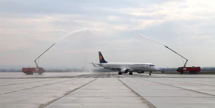 FTWA 25 - Lufthansa Munich to Rzeszow