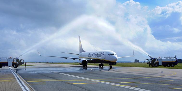 FTWA 28 - Ryanair Frankfurt Hahn to Newquay