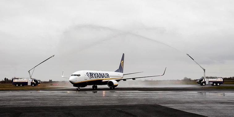 FTWA 29 - Ryanair Newcastle to Malaga