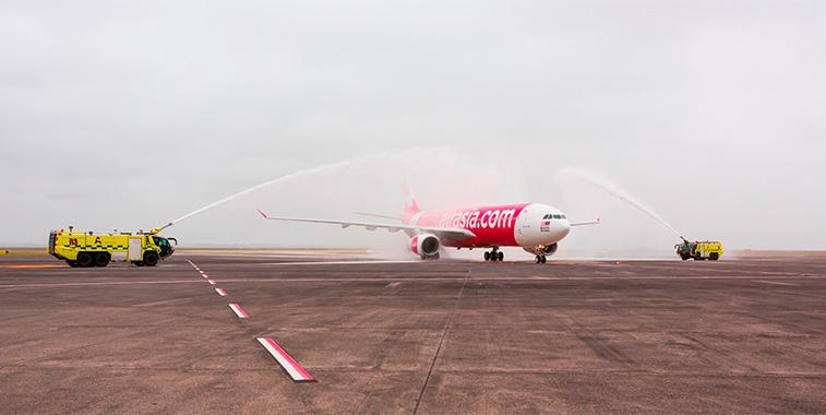 FTWA 3 - AirAsia X Kuala Lumpur to Auckland
