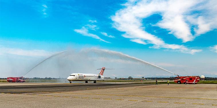 FTWA 31 - Volotea Naples to Trieste