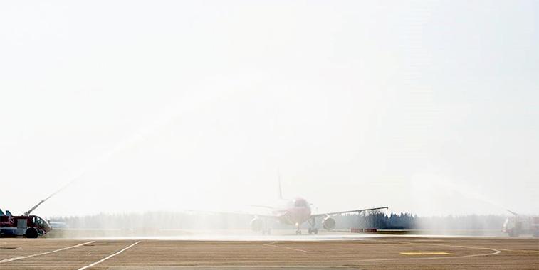 FTWA 33 - Wizz Air London Luton to Kaunas