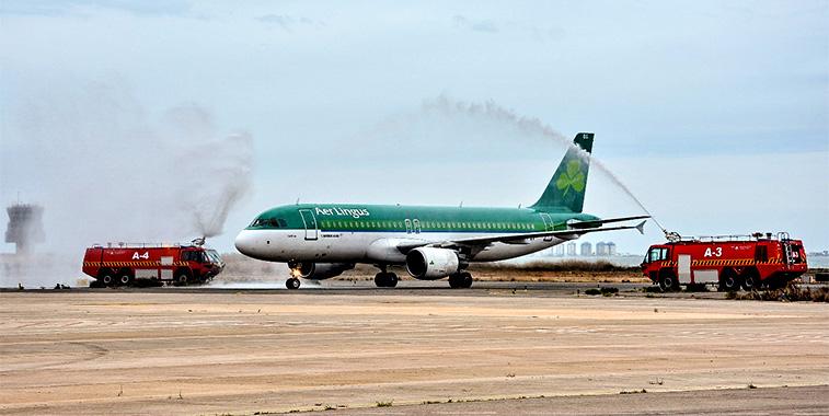 FTWA 36 - Aer Lingus Dublin to Murcia