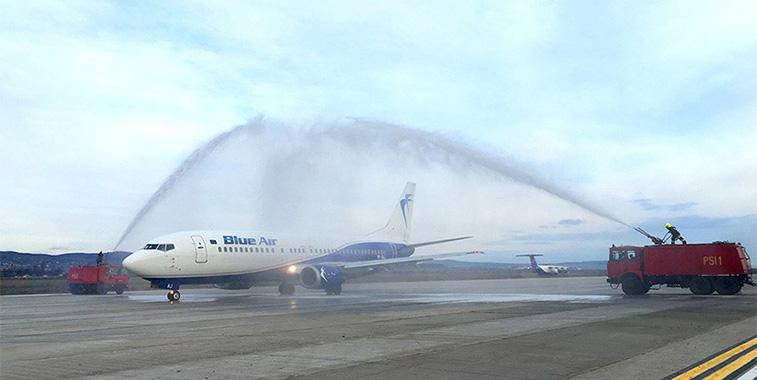 FTWA 6 - Blue Air Bacau to Madrid