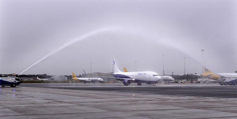 FTWA 8 - Blue Air Bucharest to Birmingham