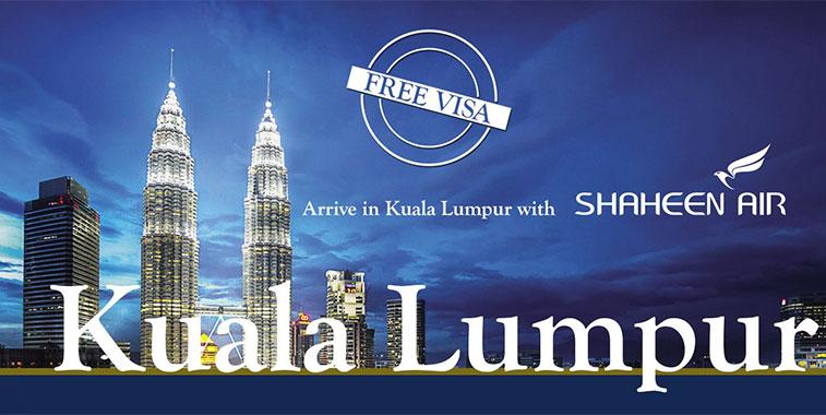 Shaheen Air International now serves Kuala Lumpur