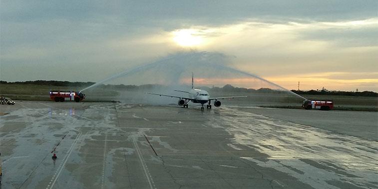 British Airways London Heathrow to Menorca 29 April