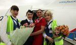 Ural Airlines begins to bloom in Batumi