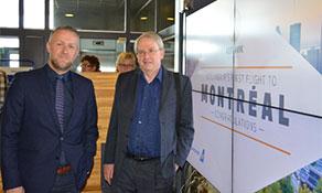 anna.aero joins Icelandair in celebrating inaugural flight to Montreal