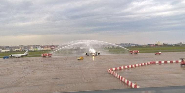 Vueling Paris CDG to Santander 6 May