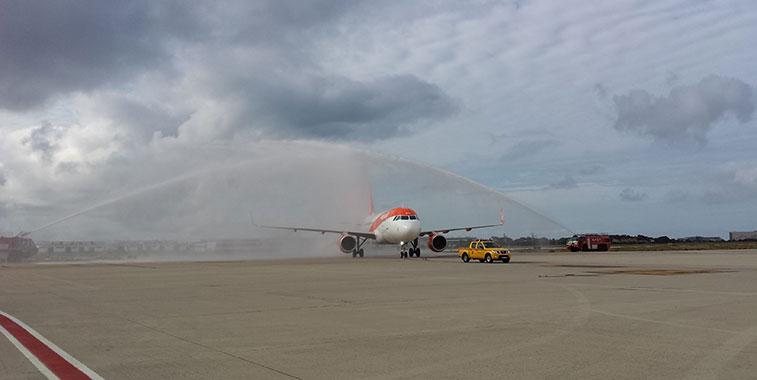 easyjet Amsterdam to Palma de Mallorca 8 May