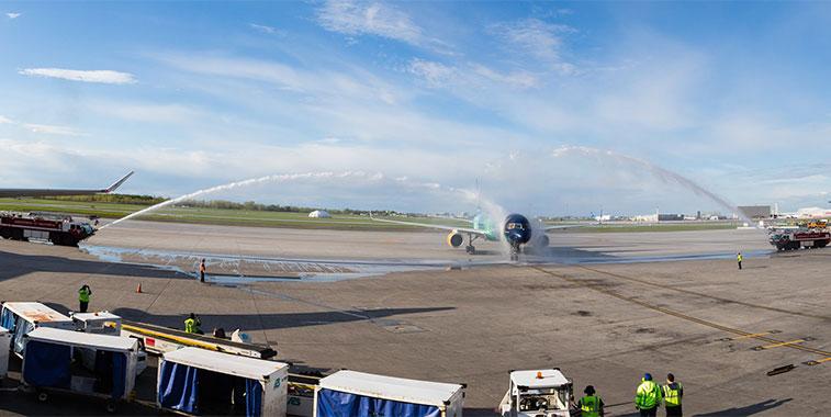 Icelandair Reykjavik/Keflavik to Montreal 19 May