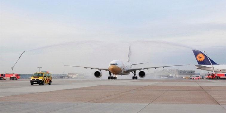 Air China Shenzhen to Frankfurt 20 May