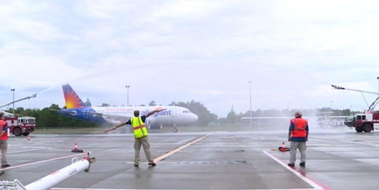 Allegiant Air Cincinnati to Destin – Fort Walton Beach 20 May