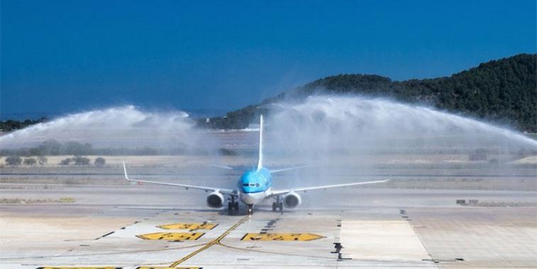 KLM Amsterdam to Ibiza 21 May