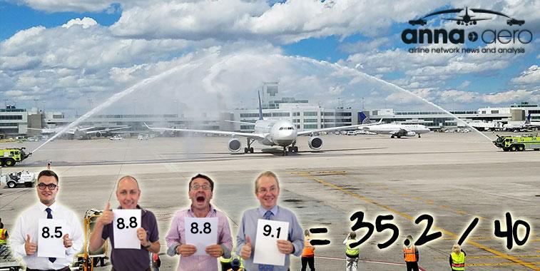 Lufthansa Munich to Denver 11 May