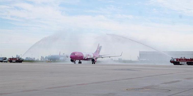 WOW air Reykjavik/Keflavik to Toronto Pearson 11 May