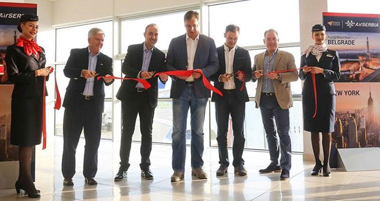 Air Serbia begins Belgrade to Big Apple -4