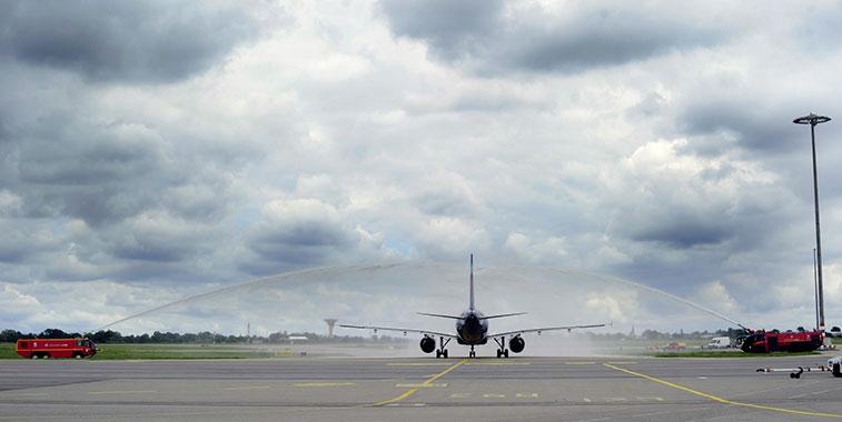 Aeroflot Moscow Sheremetyevo to Lyon 1 June
