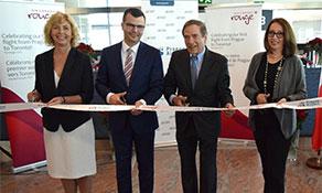 Air Canada rouge launches Prague service