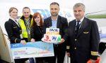 Blue Air begins 14 airport pairs
