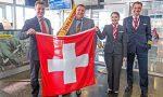 Germania Flug va va vooms into Vilnius