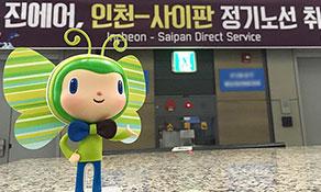 Jin Air seeks out new Saipan service