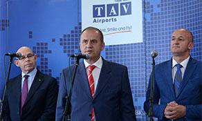 Air Serbia surges onto Belgrade trio