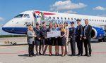 British Airways links two London airports to Berlin
