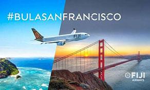 Fiji Airways makes San Francisco its third US service