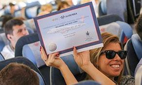 Air Serbia begins Belgrade to Big Apple