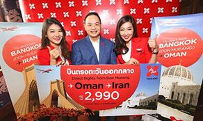 Thai AirAsia X instigates Iran service
