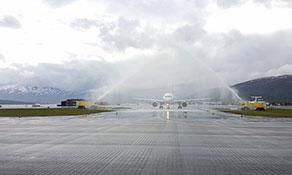 Helvetic Airways links the Swiss Alps to the Lyngen Alps