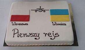 Ukraine International Airlines expands from regional Ukraine