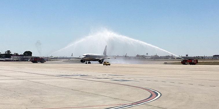 Aeroflot Moscow Sheremetyevo to Valencia 1 June